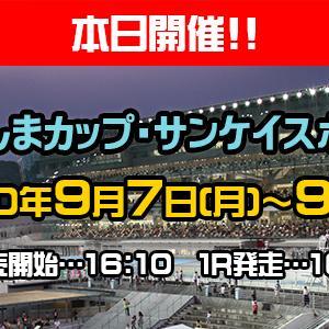F1 Sかしまカップ・サンスポ杯買い目情報【いわき平競輪予想9/8】