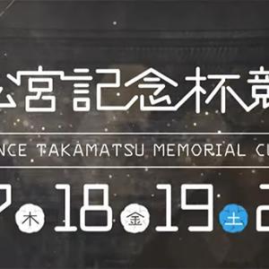 G1 高松宮記念杯競輪買い目情報【岸和田競輪予想6/18】