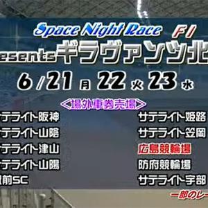 F1 ギラヴァンツ北九州杯買い目情報【小倉競輪予想6/22】