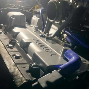 セリカGT-FOUR(ST185H)のエンジンオーバーホール(第22話)