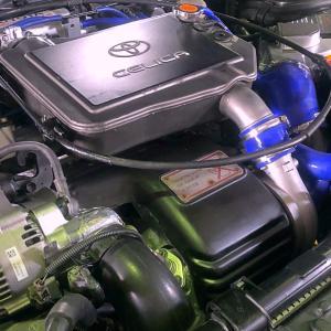 セリカGT-FOUR(ST185H)のエンジンオーバーホール(第28話)