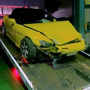 S2000の事故修理(第一話)
