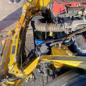 S2000の事故修理(第二話)