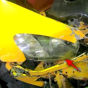 S2000の事故修理(第三話)
