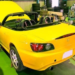 S2000の事故修理(第四話)
