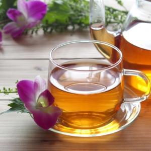 老けないための糖化対策!よもぎ茶がいいと言われる理由は?