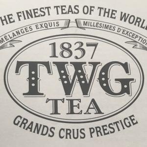 TWG Teaのティーリスト
