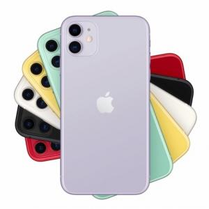 新型「iPhone 11」はXRに比較してお買い得。たった1万円アップでスペックがとても良くなる!