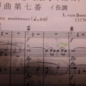 ベートーベン交響曲7番クルレンツィス指揮ムジカエテルナ
