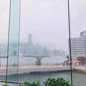 2019年8月香港⑦ロビーラウンジ~歌を捜しています