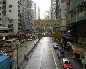 2004年7月香港⑤~更年期とラジオ