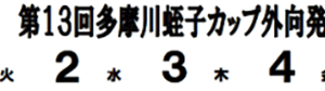 多摩川蛭子カップ(2019)2日目の買い目情報【多摩川競艇予想10/2】