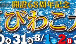 びわこ大賞(2020)初日の買い目情報【琵琶湖競艇予想7/30】