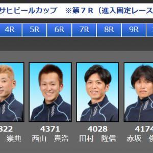 G3 アサヒビールカップ 初日の買い目予想【ボートレース大村7/1】