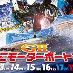 G2 びわこモーターボート大賞 初日の買い目予想【ボートレースびわこ7/13】