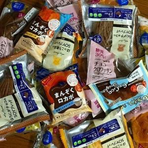 菓子パン、スイーツの類、大量買い!