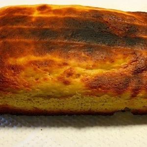 蒸しパンがいい感じ