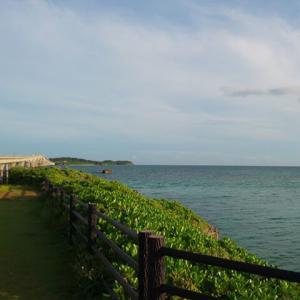 今日の宮古島の天気&八重干瀬の海況とツアー開催状況 2020年7月7日(火)
