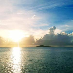 今日の宮古島の天気&八重干瀬の海況とツアー開催状況 2020年7月27日(月)