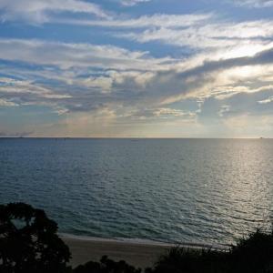 今日の宮古島の天気&八重干瀬の海況とツアー開催状況 2020年9月11日(金)