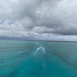 今日の宮古島の天気&八重干瀬の海況とツアー開催状況 2020年9月13日(日)