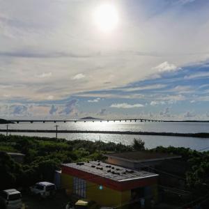 今日の宮古島の天気&八重干瀬の海況とツアー開催状況 2020年9月20日(日)