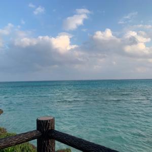 今日の宮古島の天気&八重干瀬の海況とツアー開催状況 2020年9月24日(木)