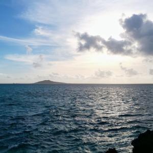 今日の宮古島の天気&八重干瀬の海況とツアー開催状況 2020年10月20日(火)