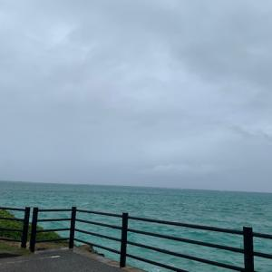 今日の宮古島の天気&八重干瀬の海況とツアー開催状況 2020年10月21日(水)