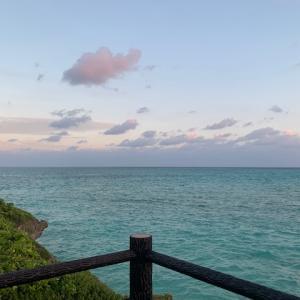 今日の宮古島の天気&八重干瀬の海況とツアー開催状況 2020年10月26日(月)
