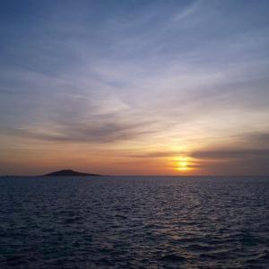 今日の宮古島の天気&八重干瀬の海況とツアー開催状況 2020年11月3日(火)