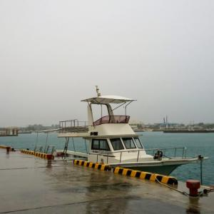 今日の宮古島の天気&八重干瀬の海況とツアー開催状況 2020年11月13日(金)