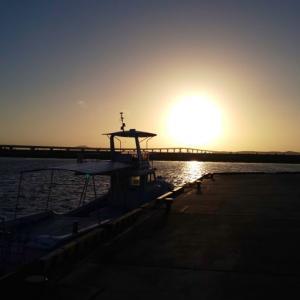 今日の宮古島の天気&八重干瀬の海況とツアー開催状況 2020年11月18日(水)