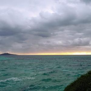 今日の宮古島の天気&八重干瀬の海況とツアー開催状況 2020年11月30日(月)