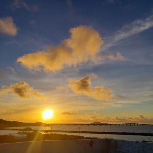 今日の宮古島の天気&八重干瀬の海況とツアー開催状況 2021年8月24日(火)