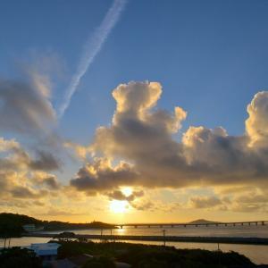 今日の宮古島の天気&八重干瀬の海況とツアー開催状況 2021年8月26日(木)