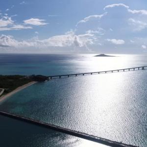 今日の宮古島の天気&八重干瀬の海況とツアー開催状況 2021年9月5日(日)