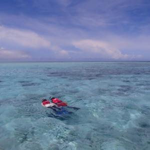 今日の宮古島の天気&八重干瀬の海況とツアー開催状況 2021年9月7日(火)