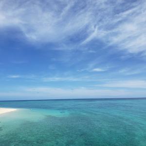 今日の宮古島の天気&八重干瀬の海況とツアー開催状況 2021年9月8日(水)