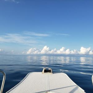 今日の宮古島の天気&八重干瀬の海況とツアー開催状況 2021年9月18日(土)