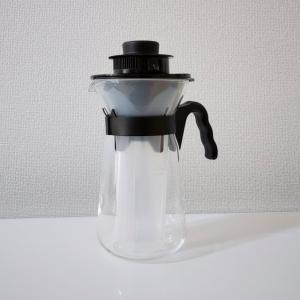 本格アイスコーヒーを簡単に作り置きするならHARIO V60アイスコーヒーメーカーVIC-02Bがおすすめ