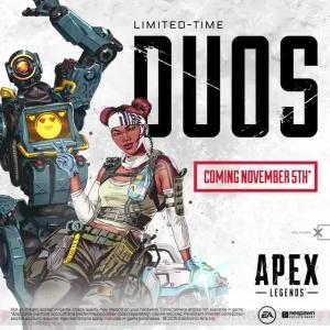 【最新情報】【Apex Legends】【シーズン3】 デュオモードについて 最強コンビを目指す