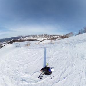 今シーズンのスキー