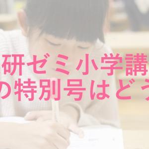 【進研ゼミ小学講座】2021年夏の特別号はどう?お得なキャンペーン情報も解説!