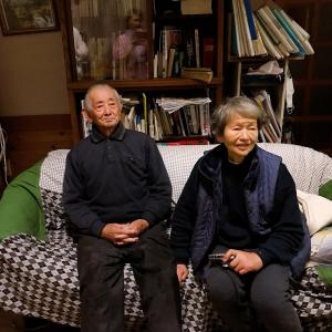 Memory of my parents(英語日記)