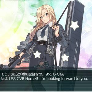 艦これ 夏イベE7-3『決戦!南太平洋海戦』の攻略&ギミック解除です♪ 機動部隊同士の決戦!