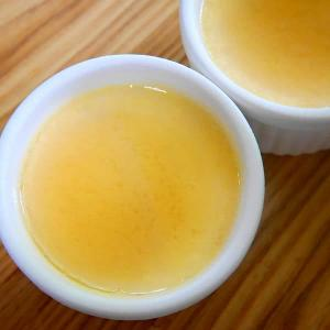 糖質制限なおやつ~玉子・牛乳・ラカントで作る蒸しプリン