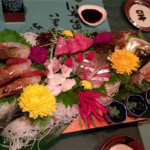 大阪の魚料理最高