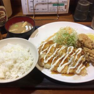 1人晩御飯