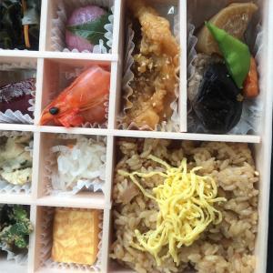 和食お弁当 いろどりがいい!!
